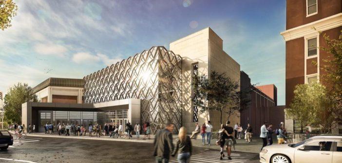 Thomas Wolfe Auditorium unveils US$100m design concept