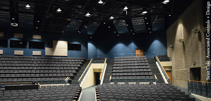FEATURE: Lighting upgraded at Westfield High School in Indiana