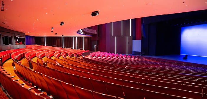 FEATURE: Audio at the JIExpo Theatre in Jakarta, Indonesia