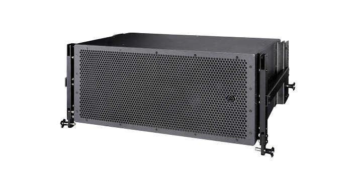 Wharfedale Pro launches dual 10in passive line array with IPX6 certification