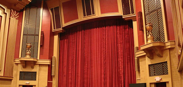 The Strand Theatre in Georgia has undergone a transformation of its audio system