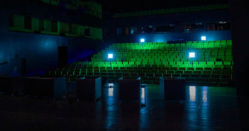 GoldenSea UV sanitisation solutions have been chosen by the Cultural and Congress Centre in Caldas da Rainha, Portugal
