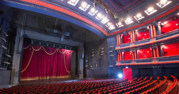The main venue at Teatr Muzyczny Roma in Warsaw, Poland