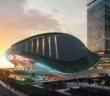 OverActive Media's plans for a new performance venue in Toronto, conceived by design firm Populous