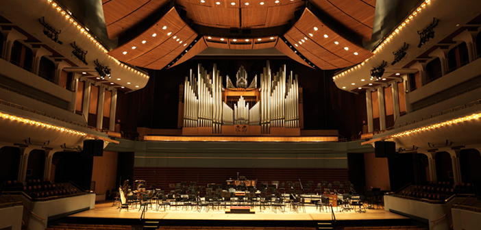 The Jack Singer Concert Hall at Arts Commons