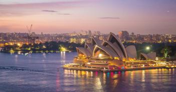 The Sydney Opera House. Image: Patty Jansen from Pixabay