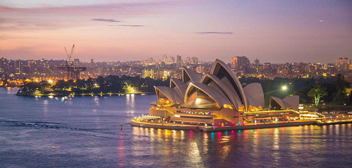 Sydney Opera House teams with Honeywell for Global Goals