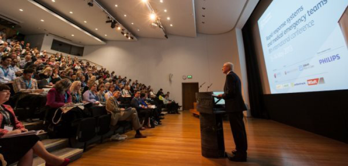 The Wolfson Theatre at RCP London Events. The new feature will be offered throughout the venue and digitally.