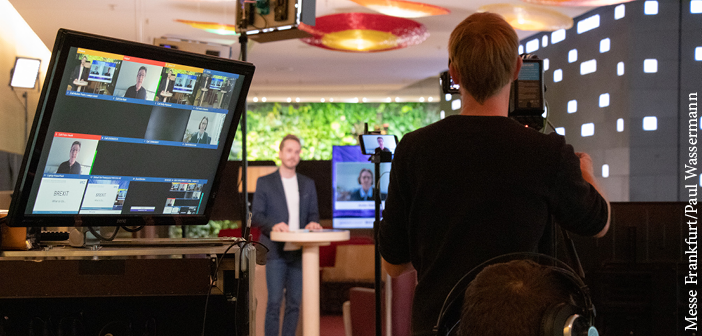 The second digital BIZLounge will include discussions on trends and technologies in the theatre sector, as well as new technology presentations and information on Prolight + Sound 2022