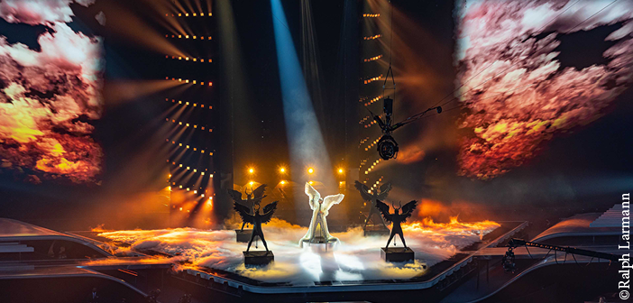 FEATURE: Lighting the 65th Eurovision Song Contest