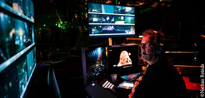 ESC lighting designer, Henk-Jan van Beek of Light-H-art. Image: Nathan Reinds