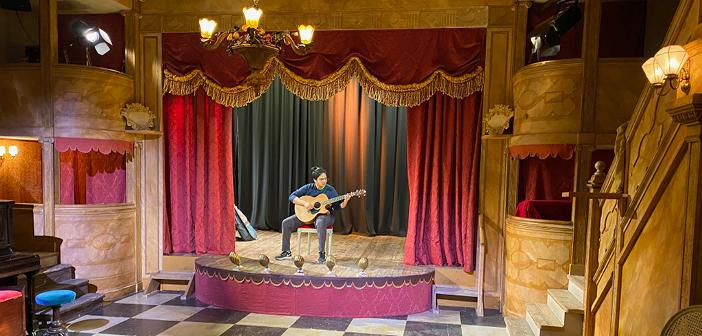 The Sands Films Music Room