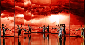 Opera Australia's Aida, directed and choreographed by Davide Livermore