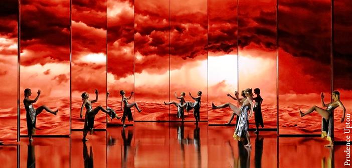 LED screens bring Opera Australia's Aida to life