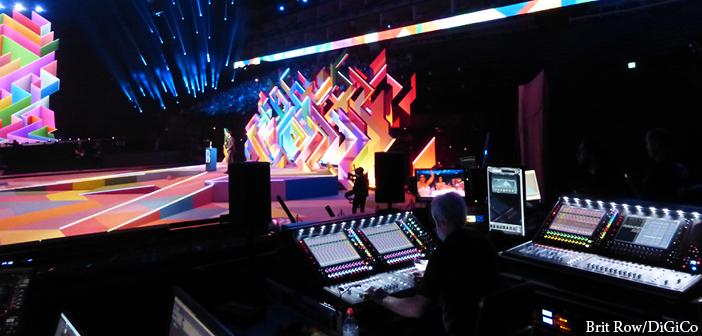 2021 BRIT Awards make use of DiGiCo Quantum 7s