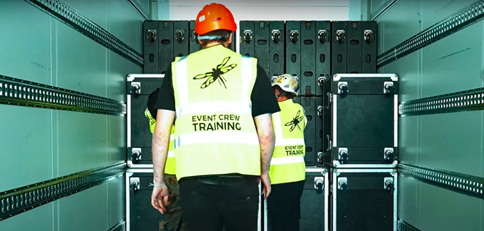 Event Crew Training was established to improve entry-level training for crew