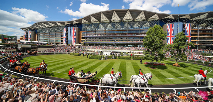 Opening day of Royal Ascot begins with the Parade Ring procession