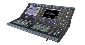 DiGiCo's SD12T console