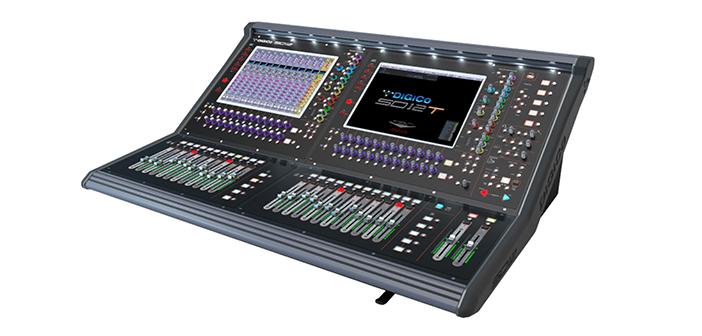 DiGiCo expands range of theatre consoles